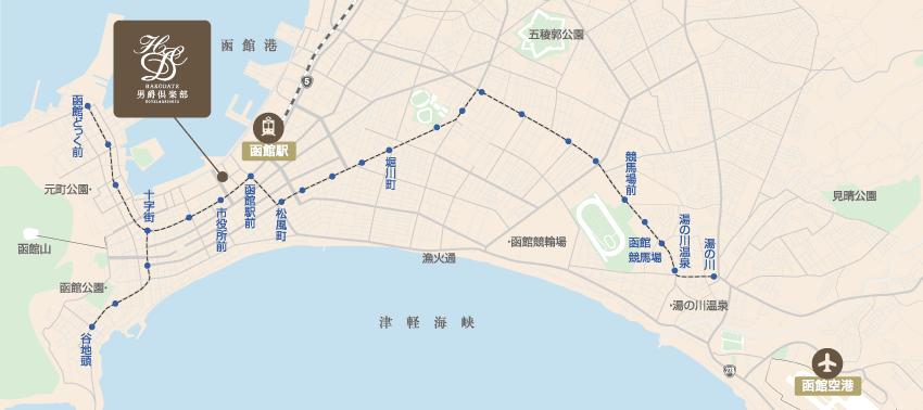市内広域MAP
