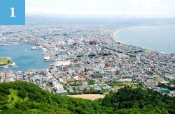 函館山(函館山ロープウェイ)