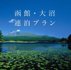 函館・大沼連泊プラン