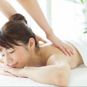 """In Room Massage"" 10月限定特別コース"