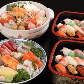 【12/31大晦日限定】~はこだて鮨金総本店直送~ 海鮮特別セット