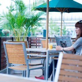 Cafe Miss Jeanie 営業再開のお知らせ