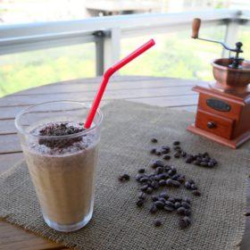 【1Fカフェ】期間限定「コーヒーシェイク」
