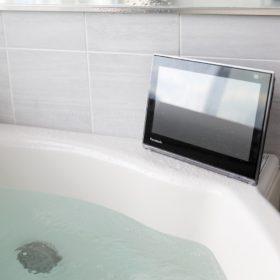<p>防水ポータブルテレビ</p>