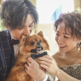 【ドッグ情報】愛犬と共に人生最高のハレの日…わんちゃんOKの「結婚式会場」